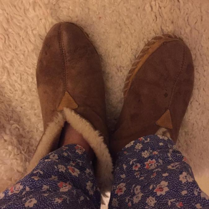 dads slippers